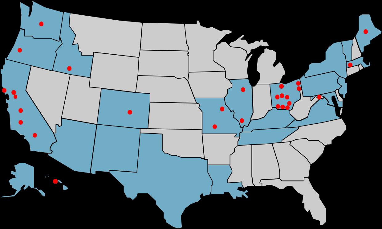 Grant Map